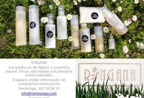 Productos de higiene y cosmética natural y ético