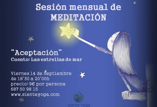 Sesión mensual de Meditación
