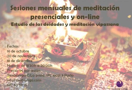 Meditaciones mensuales