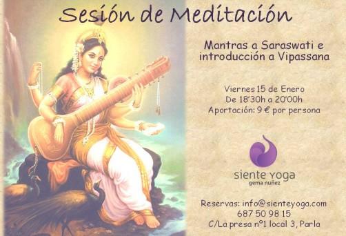 Meditación de Enero