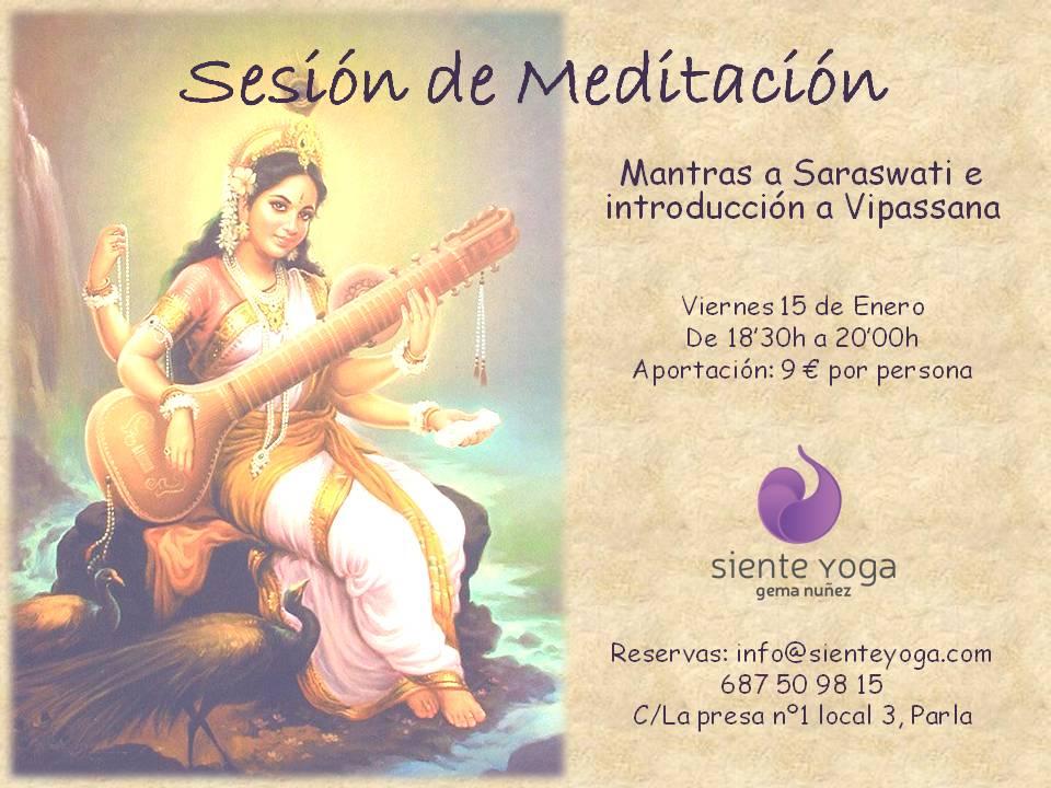 Sesión de Meditaciónd20